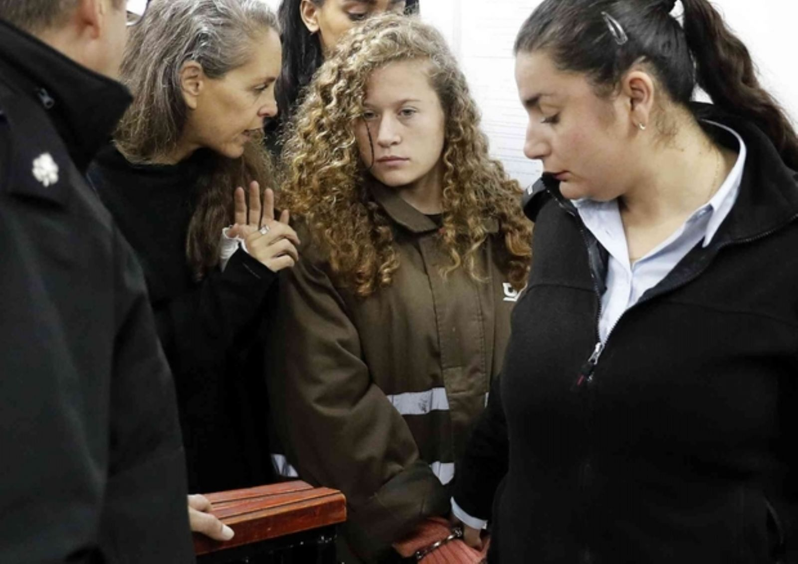 Video shows interrogation of Ahed Tamimi without a lawyer