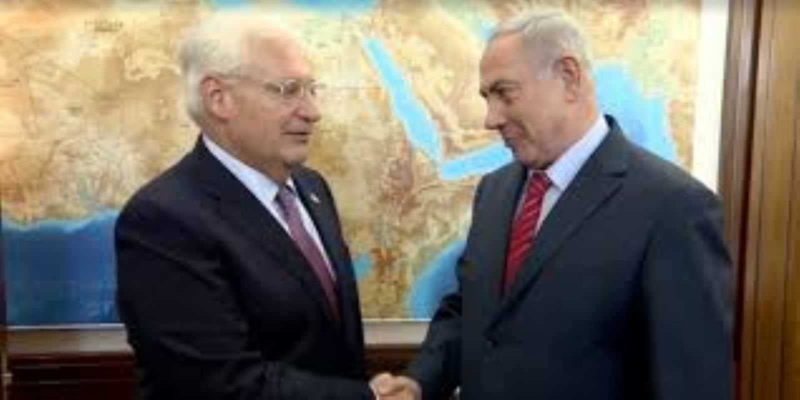 US envoy to Israel: PA is reason there's no peace