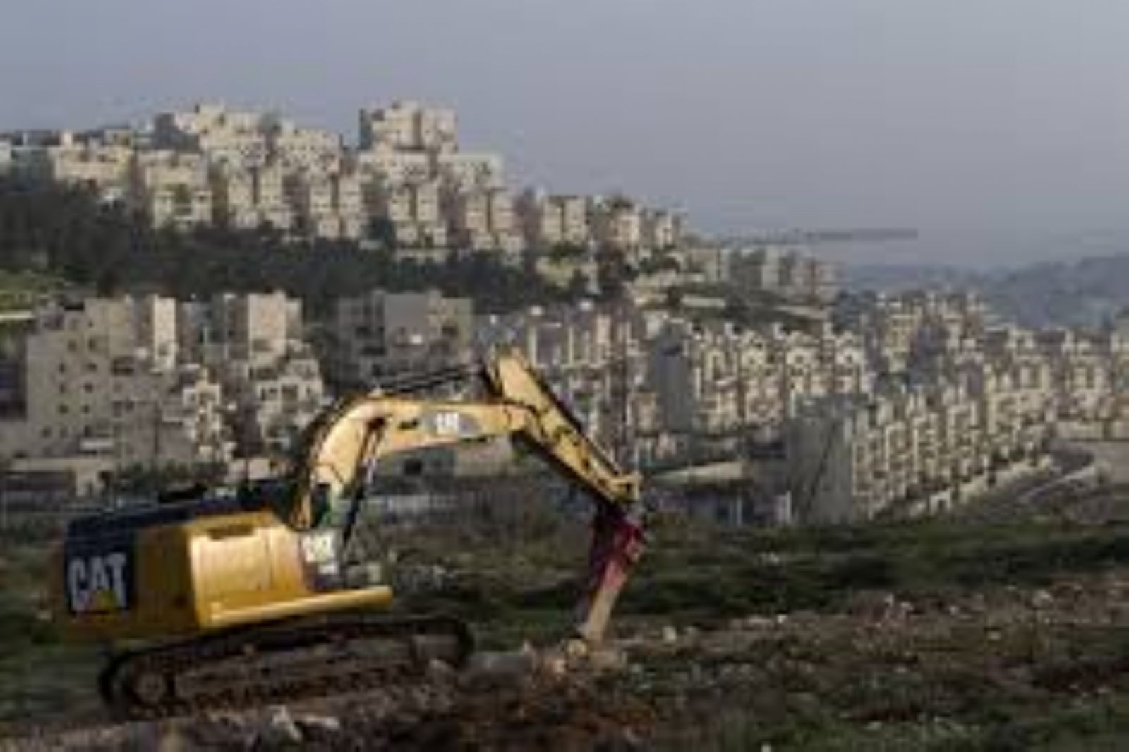 New settlements in the Jordan Valley,   Judaization of the Occupied Jerusalem Continues