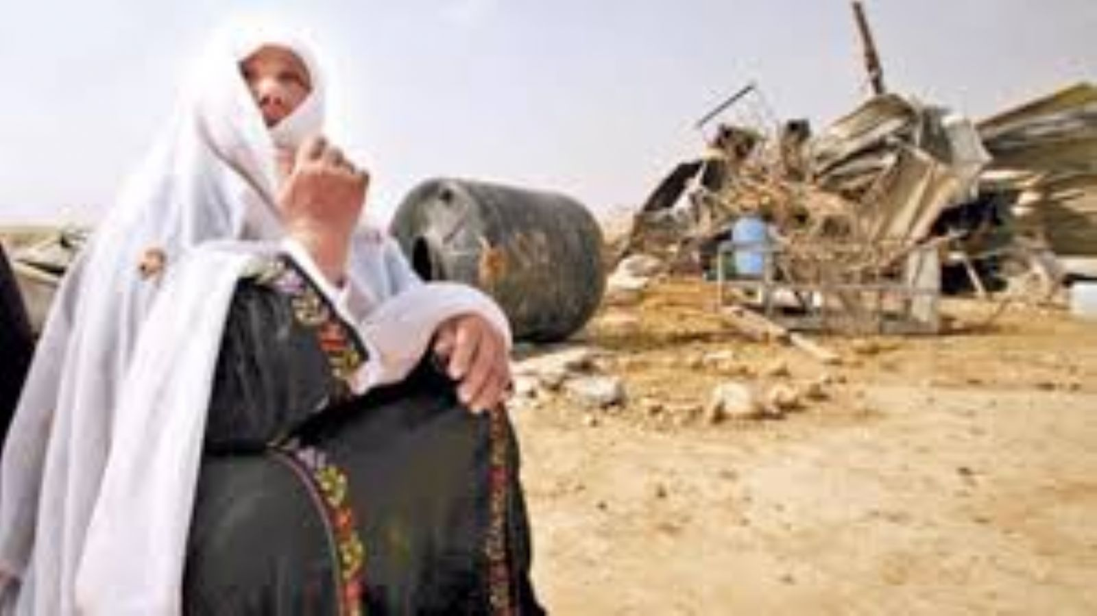 uptick in number of Bedouin structures demolished in Israel last year