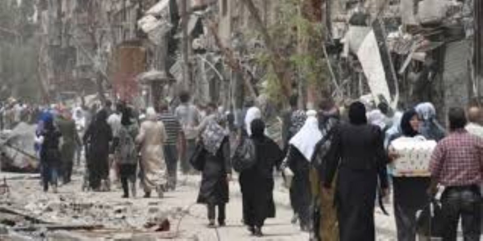 UNRWA concerned about fate of thousands of Palestinians trapped in Yarmouk refugee camp