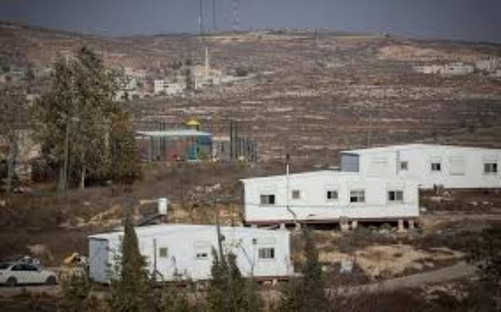 Ex-Israel chief military prosecutor lives in home built on privately-owned Palestinian land