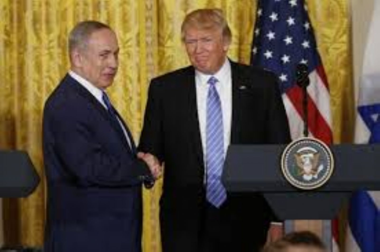 Trump tells Israel that embassy will be moved this year