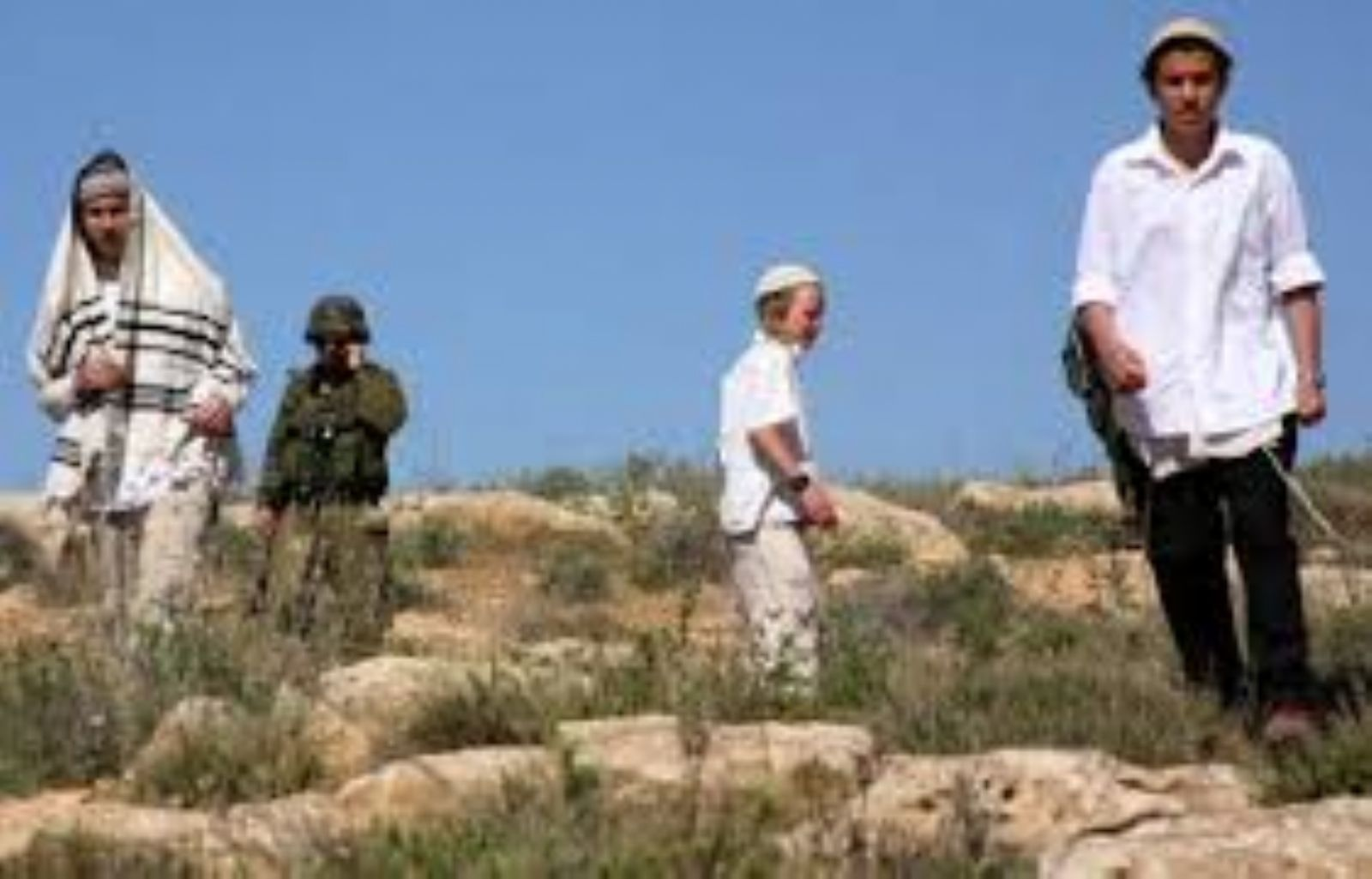 Israeli settlers attempt to abduct Palestinian boys in West Bank